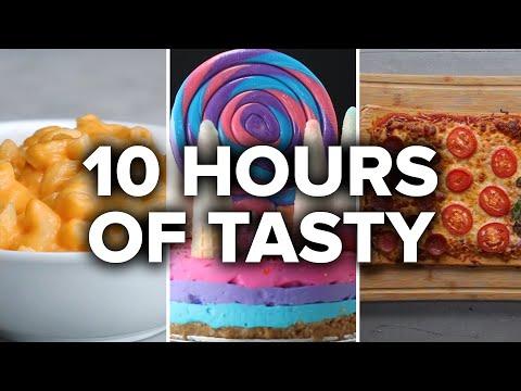 10 Hours Of Tasty Recipes! • Tasty Recipes