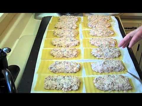 How to Make Lasagna Roll Ups
