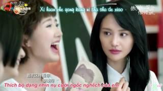 [Vietsub +Kara Ost] - Khoảnh Khắc - Trương Bích Thần/OSt Yêu em từ cái nhìn đầu tiên
