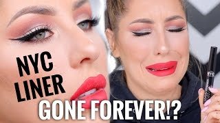 What's Going with NYC Liquid Liner?!- CHRISSPY