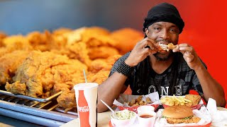 Redd's Fried Chicken, Sandwich and Spicy Wings in San Fernando, T&T | jadeeeats