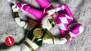 Best of Power Rangers Animation (Pink and White Ranger)