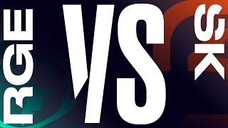 RGE vs. SK - Week 4 Day 2   LEC Summer Split   Rogue vs. SK Gaming (2020)