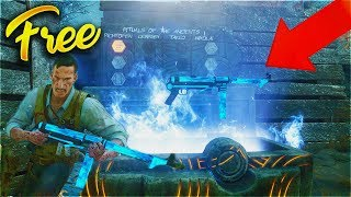 HOW TO GET A FREE PACK-A-PUNCHED GUN ON ORIGINS REMASTERED! - BLACK OPS 3 ZOMBIES CHRONICLES GUIDE