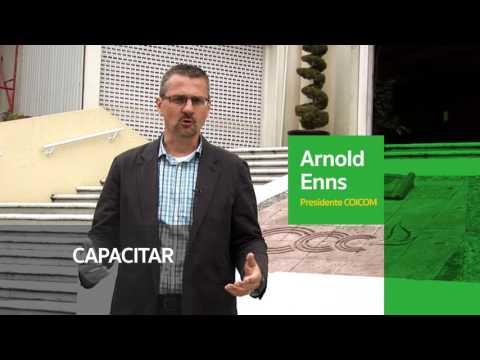 Arnold Enns en COICOM 2016