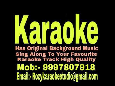 Hawaaon Ne Ye Kaha Karaoke - Aap Mujhe Achche Lagne Lage { 2002 } Udit Narayan Track