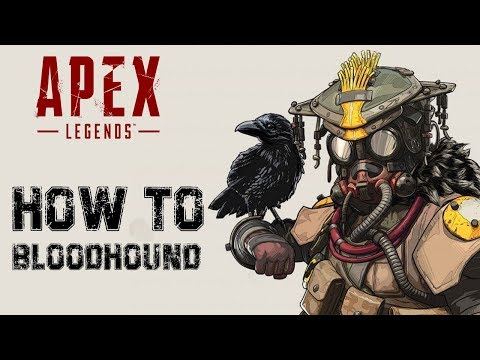 HOW TO BLOODHOUND (Apex Legends Xbox One X)