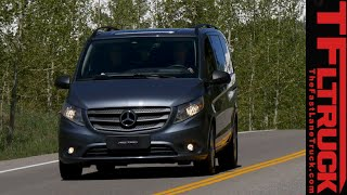 2016 Mercedes-Benz Metris Van: Everything You Ever Wanted to Know