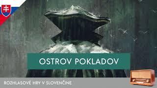 Robert Louis Stevenson - Ostrov pokladov (rozhlasová hra / 1955 / slovensky)