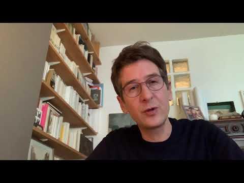 Rentrée Actes Sud 2020 - Arnaud Cathrine