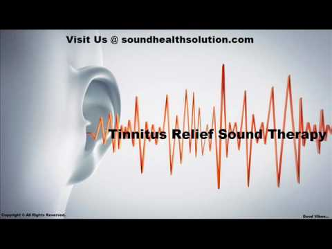 Video MOST POWERFUL TINNITUS SOUND THERAPY 1 Hr|Tinnitus Treatment Ringing in Ears|Tinnitus Masking Sounds