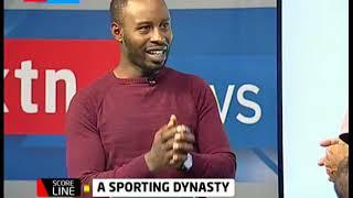 A sporting  dynasty | Scoreline