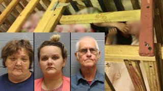 Exclusive: Family Accused of Locking Their Children in Cages