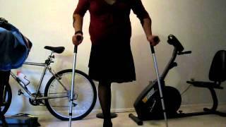 amputee pretender crutches - 免费在线视频最佳电影电视节目