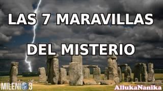Milenio 3   Las 7 Maravillas Dle Misterio