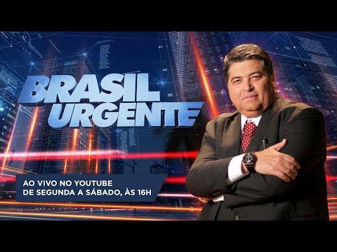 [AO VIVO] BRASIL URGENTE COM DATENA – 18\/06\/2021