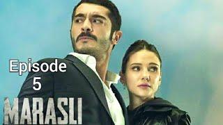 Marasli : The Trusted: Episode 5 Urdu Subtitles