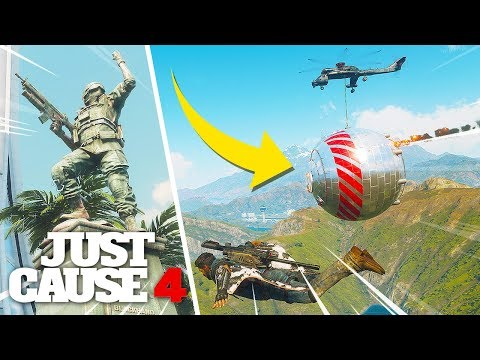 Just Cause 4 - CRAZY NEW UPDATE!