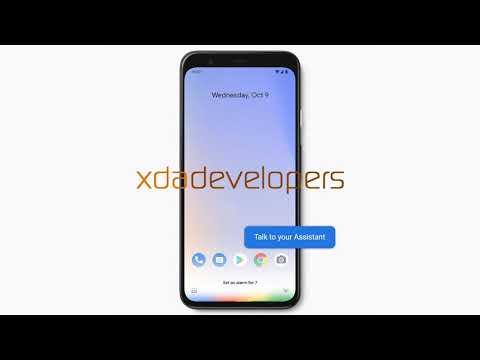 Google-Pixel-4-New-Assistant-UI