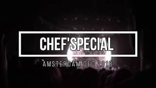 Chef'Special Amsterdam December 2018 LIVE