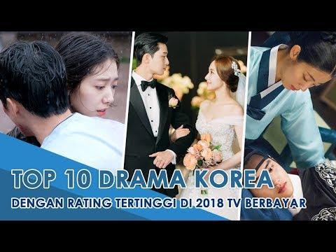10 drama korea dengan rating penayangan tertinggi saluran tv berbayar di 2018