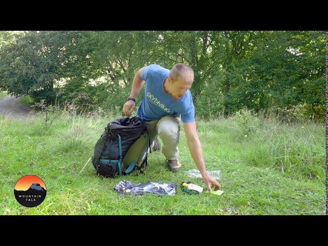 Видео #2: Как да подредим екипировката си в раницата