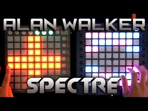 Alan Walker - Spectre [Dual Launchpad Edition] (видео)