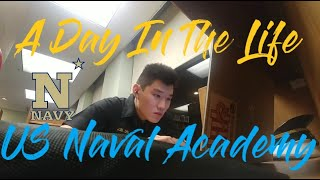 Day In My Life @ The US Naval Academy