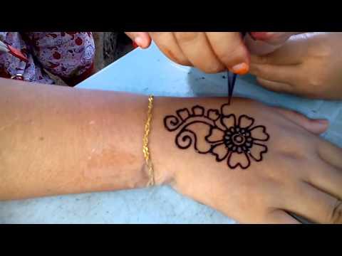 Cara Membuat Henna Untuk Pemula Ala Umur 9