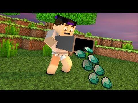 Minecraft: COPIADORA DE ITENS #4 - PIRAMIDE DOS DESAFIOS