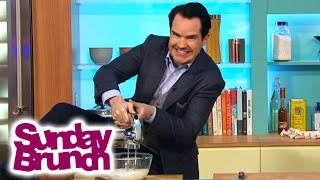 Jimmy Carr Causes Complete CHAOS on Sunday Brunch!