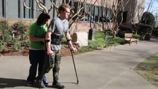 Clinical Trials of Indego Exoskeleton