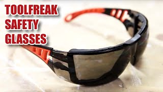 Ultra comfortable safety glasses? Toolfreak Rip-Out Safety Specs [154]