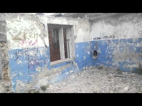 неизвестное заброшенное здание в новосибирске