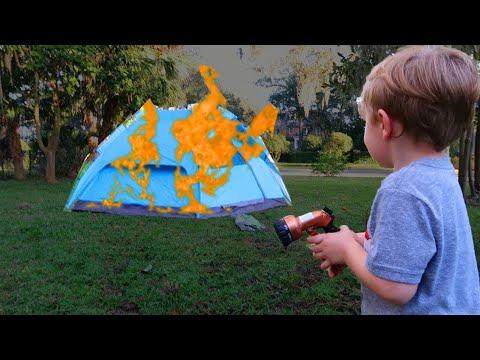 $50 Tent.  Amazon Tent Review.