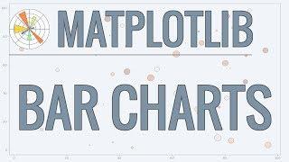 Matplotlib Tutorial (Part 2): Bar Charts and Analyzing Data from CSVs