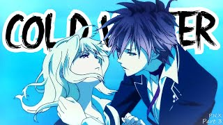 Cold Water AMV - Anime Mix