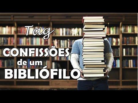 TAG: Confissões de um Bibliófilo