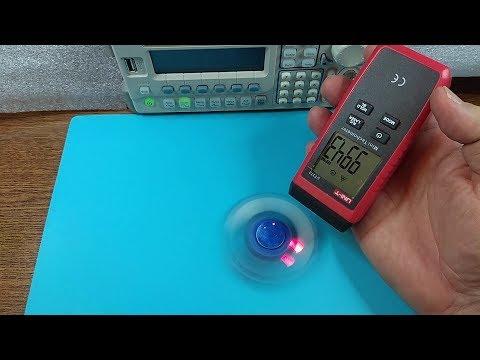 I like my new UNI-T UT373 digital tachometer