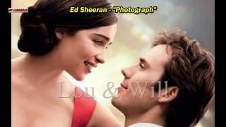"""Ed Sheeran - Photograph (Tema do filme """"Como eu era antes de você"""") Legendado em português"""
