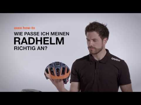Uvex Fahrradhelm kid 1 Video