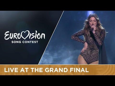 LIVE - Iveta Mukuchyan - LoveWave (Armenia) at the Grand Final - Eurovision Song Contest