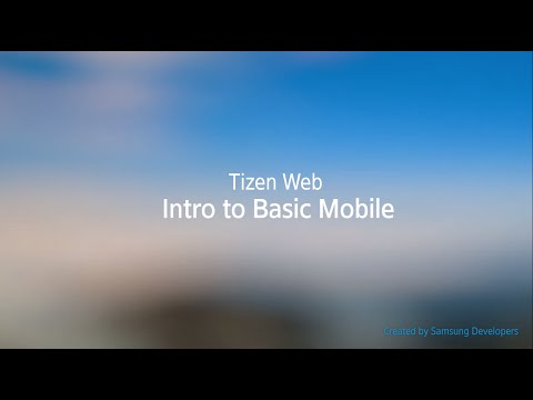 [Web] Intro to Basic Mobile