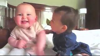 Best Cutest Baby Talk Ever Must Watch Very Funny Soo Cute