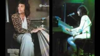 The Darkness - English Country Garden ( Bohemian Rhapsody piano)