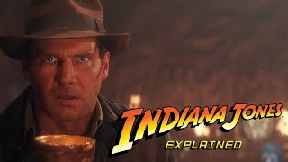 The REAL History of the Holy Grail - Indiana Jones Explained