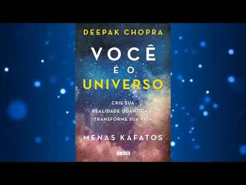 Livro Voc  o Universo de Deepak Chopr2