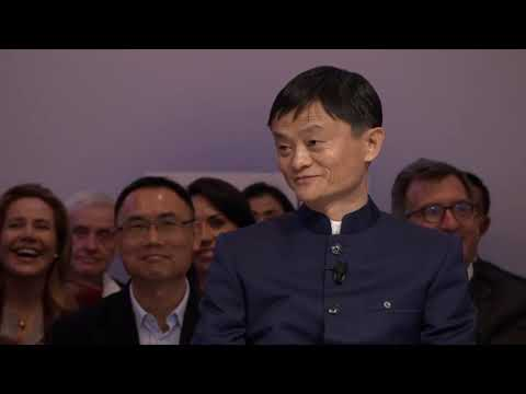 #WorldEconomicForum #Davos  Jack Ma: I've Had Lots Of Failures And Rejections
