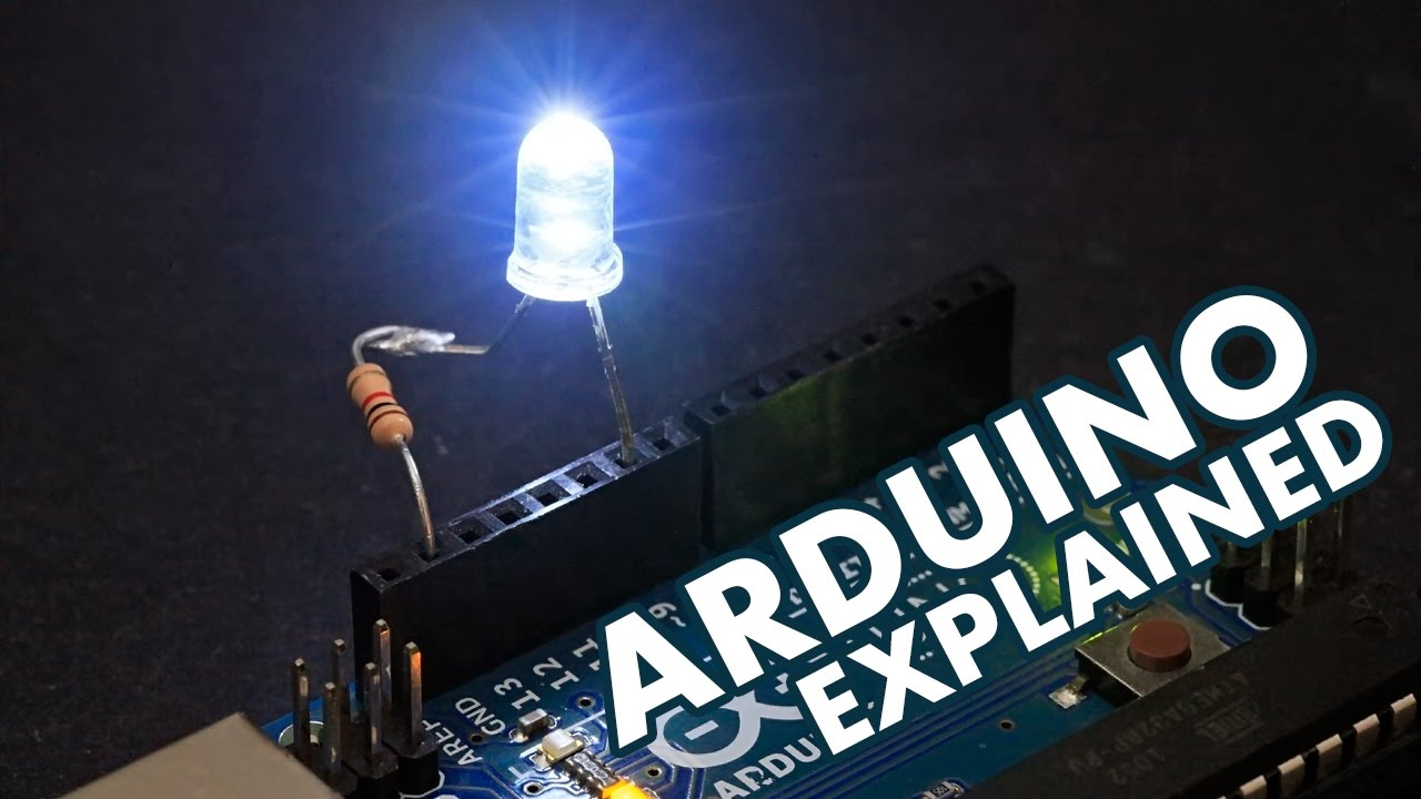 Learn Arduino in 15 minutes