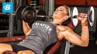 Essential Chest & Shoulder Workout | Erin Stern's Elite Body 4-Week Fitness Plan by Bodybuilding.com